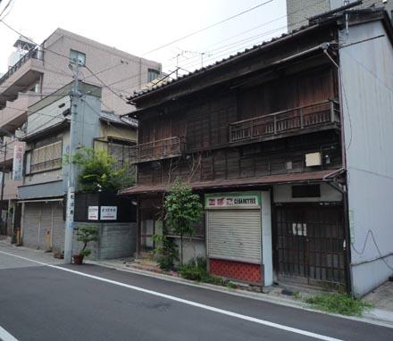 白山1丁目 松坂屋質店他①
