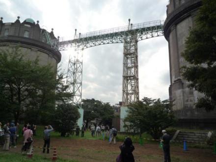 駒沢給水塔見学会⑩
