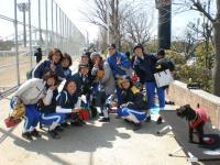 大阪・舞洲・ソフトボール大会・2012-3-25 3