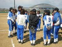 大阪・舞洲・ソフトボール大会・2012-3-25 6