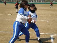 大阪・舞洲・ソフトボール大会・2012-3-25 9