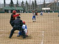 大阪・舞洲・ソフトボール大会・2012-3-25 10