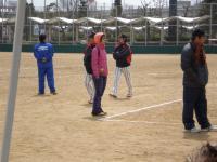 大阪・舞洲・ソフトボール大会・2012-3-25 11