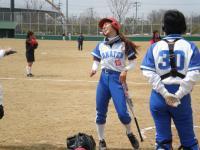 大阪・舞洲・ソフトボール大会・2012-3-25 12