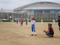 大阪・舞洲・ソフトボール大会・2012-3-25 13