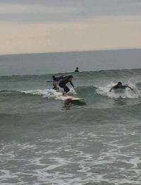 私の台風4号の波 2012-6-17 1