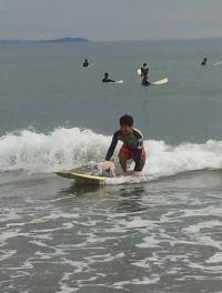 私の台風4号の波 2012-6-17 9