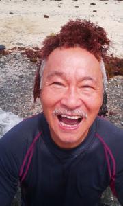 私の台風4号の波 2012-6-17 16