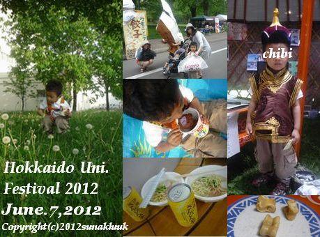 20120607Hokkaido Uni blog
