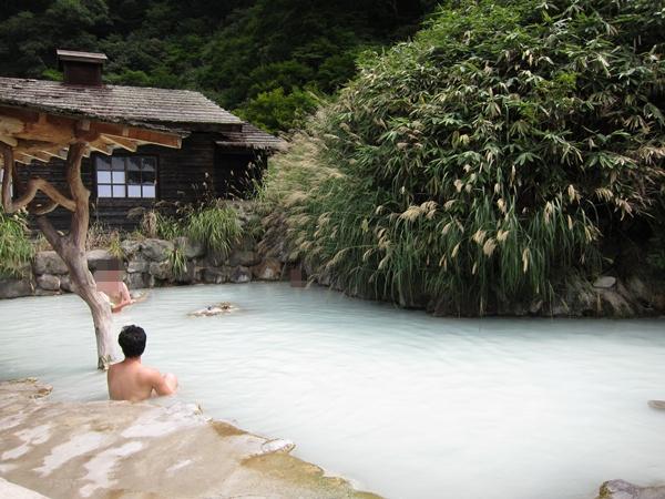 乳頭温泉・鶴の湯2