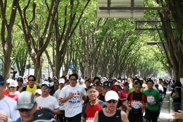 仙台国際ハーフマラソン2