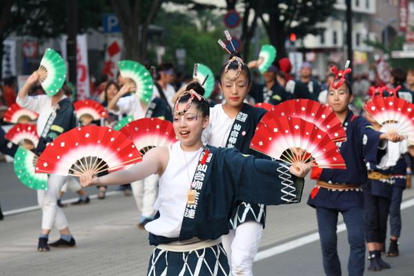 仙台すずめ踊り2