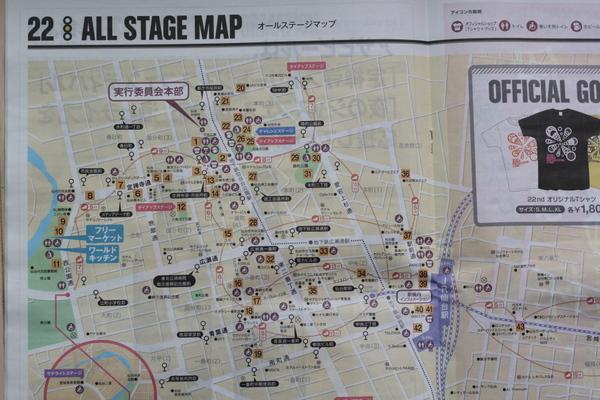 定禅寺JAZZ マップ