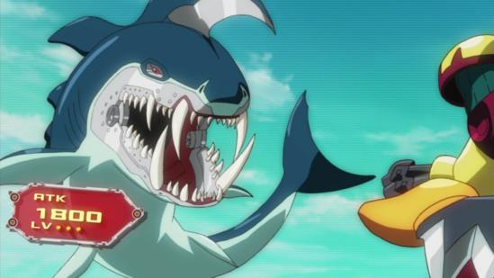 相変わらず仲の悪いアニメとOCG・・・もといコンマイと集英社。水面下で喧嘩でもしてんの?