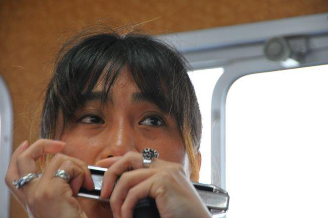 浜名湖サンセットクルージングライブパーティー♪8