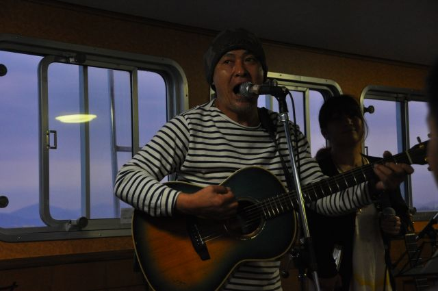 浜名湖サンセットクルージングライブパーティー♪18