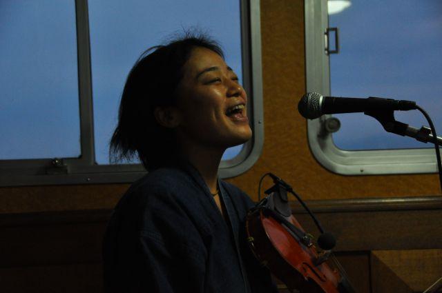 浜名湖サンセットクルージングライブパーティー♪21