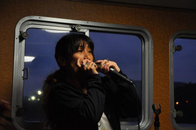 浜名湖サンセットクルージングライブパーティー♪22
