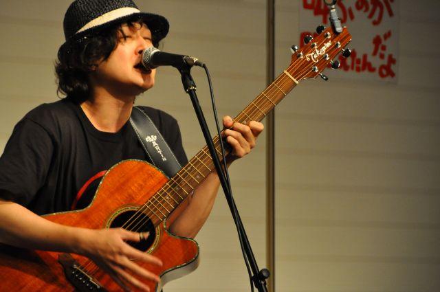 「ダメ、ゼッタイ、乱用薬物」キャンペーン2011 おっくコンサート2