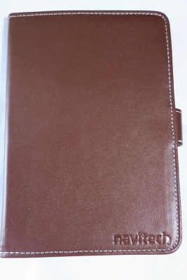 Navitech製 電子書籍端末カバー 表面
