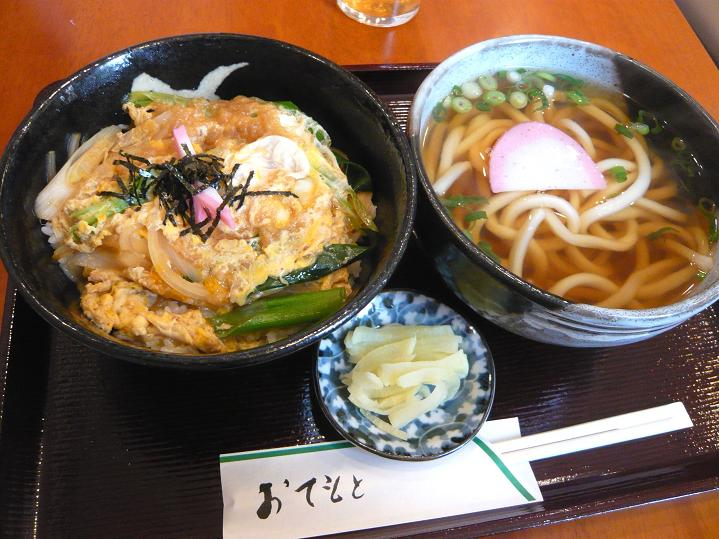 玉子丼セット1