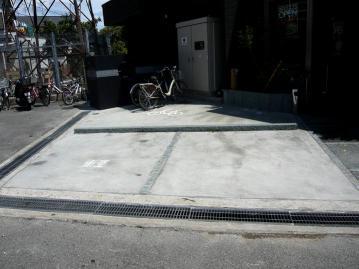 唐庵駐車場1