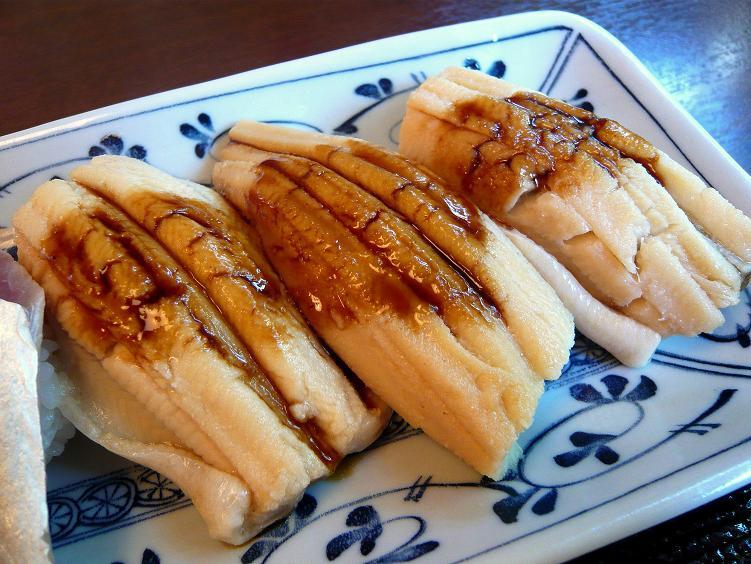 穴子寿司1