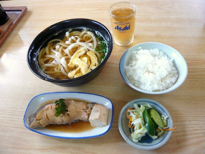 久保田食堂1