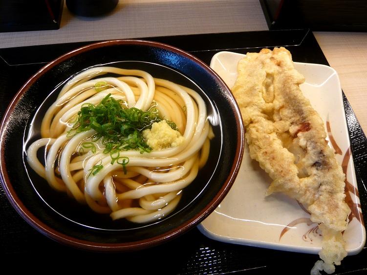 さぬき麺業かけ1