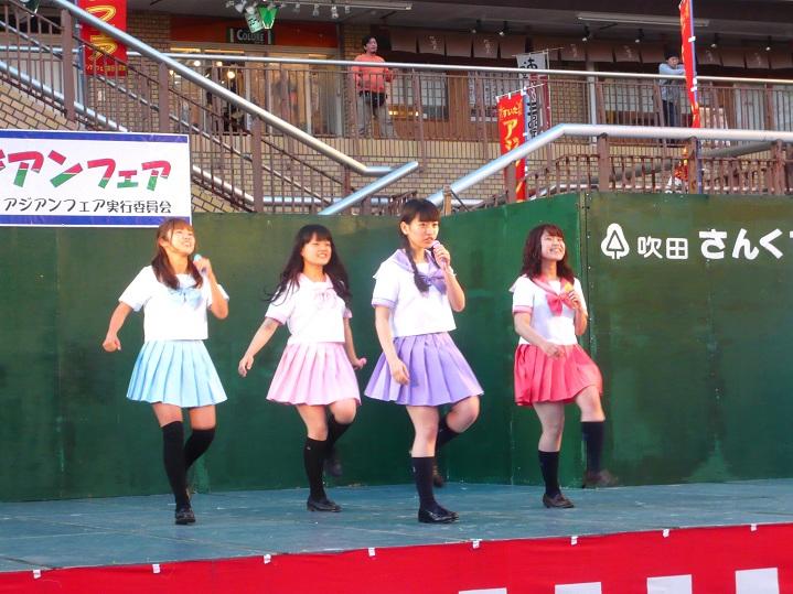 アジアンステージ1