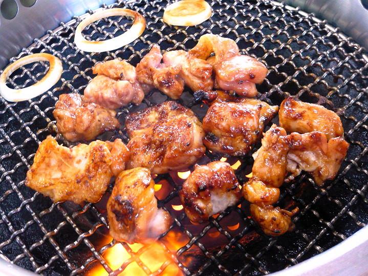 藤ケ丘鶏焼肉2