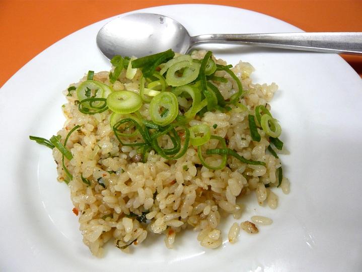 石田食堂焼き飯1