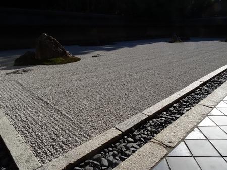 98龍安寺石庭