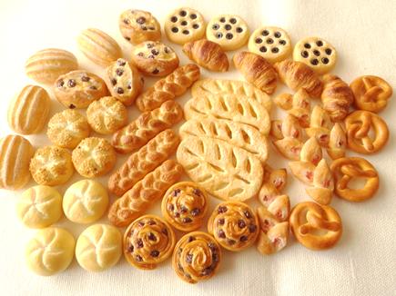世界のパン第1弾1205