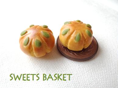 かぼちゃパン1206