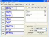 CrystalMark PentiumM740 512MB