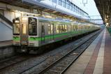 白新線 快速 村上 行き E127系 [3921M] @新潟駅