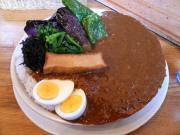 カレーセット野菜(大盛)