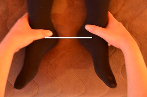 骨盤調整(足・前)