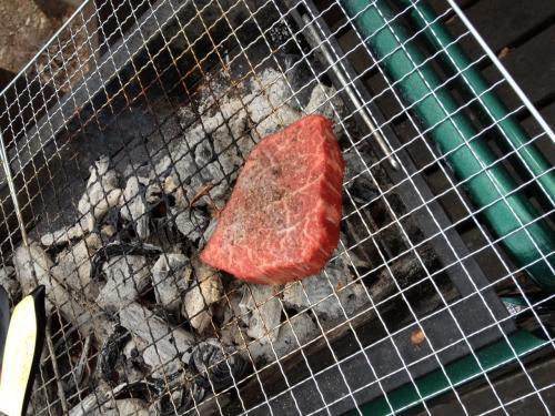 大阪ではこの肉を「ヘレ」というらしい