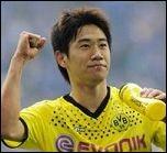 サッカーの香川選手ってすごく上手い!