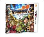3DS:『ドラゴンクエストVII』パッケージデザインが決定