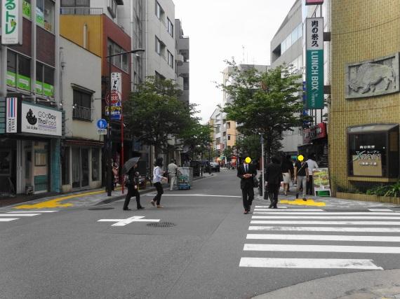 飯田橋 路地