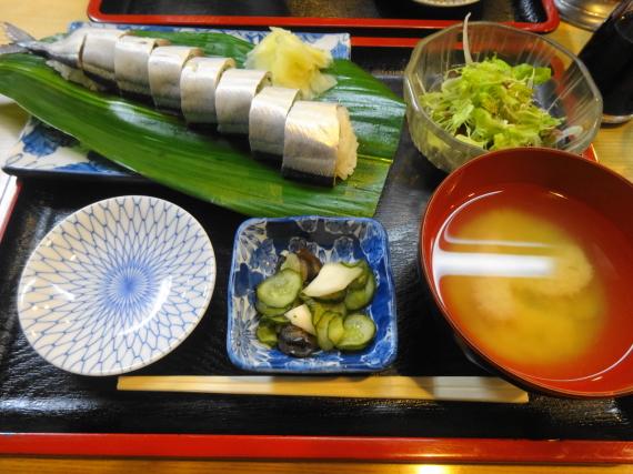 秋刀魚 さんま寿司