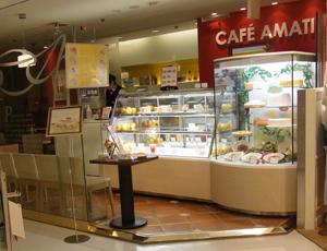 カフェ アマティ ルミネ2 ルミネ新宿店2