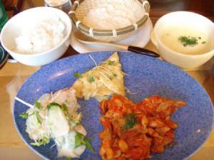 ビーンズカフェ料理2