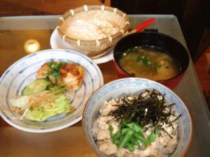 ビーンズカフェ料理3