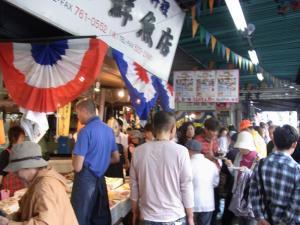 柳橋連合市場 うまかもん祭り 201188