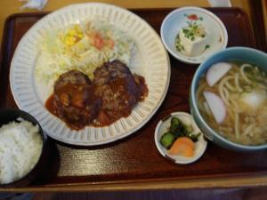 荻の里温泉 レストラン