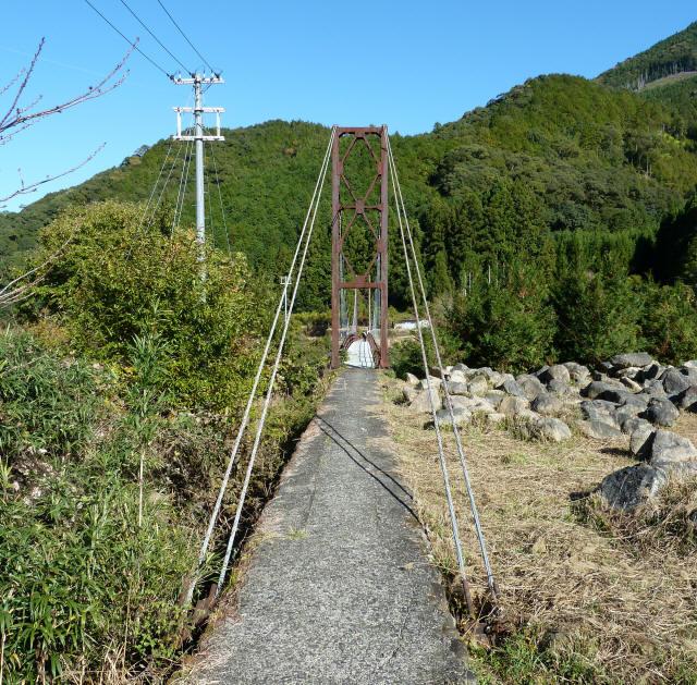 赤木の吊橋2